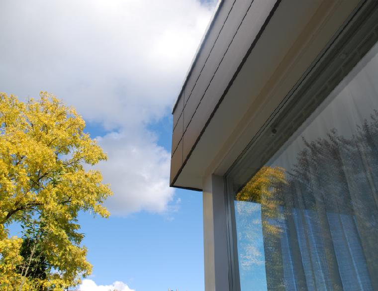 Hofbogen ondernemer: Persoonlijke Ruimte, Duurzaam woonhuis W