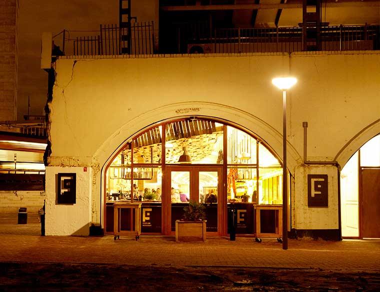 Hofbogen ondernemer: FoodLabs, restaurant, entree