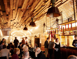 Hofbogen ondernemer: FoodLabs-restaurant