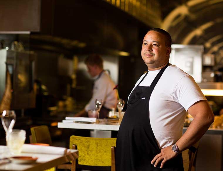Hofbogen ondernemer: FoodLabs, restaurant, kok