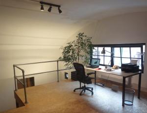 Hofbogen ondernemer: DNAMX, Frank Mahn, studio