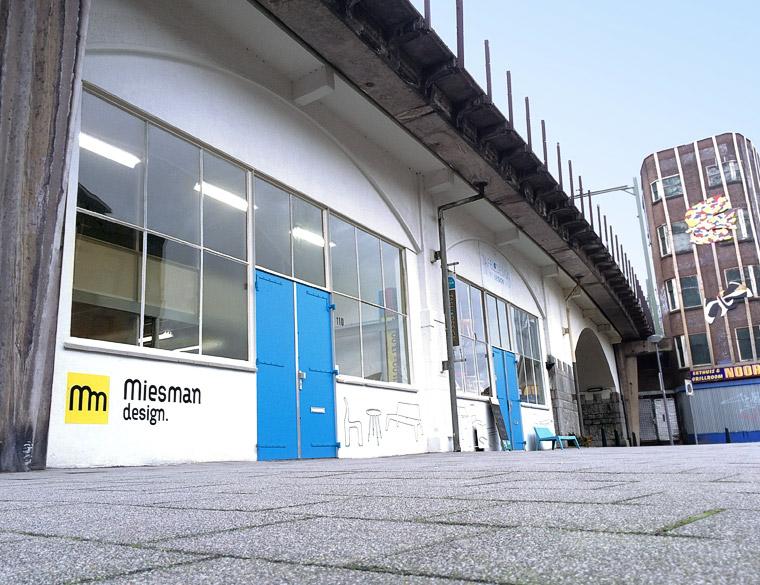 Hofbogen ondernemer: Miesman design, multimedia, studio