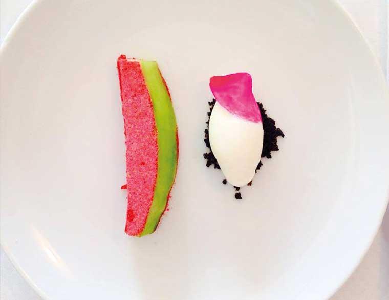 Hofbogen ondernemer: Restaurant De Jong, gerecht