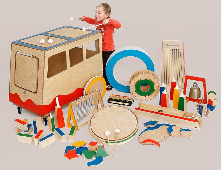 Hofbogen ondernemer: Tutti Timbru, Houten Speelgoed