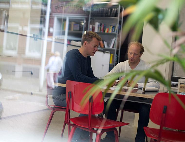 Hofbogen ondernemer: Jager Janssen Architecten, werken