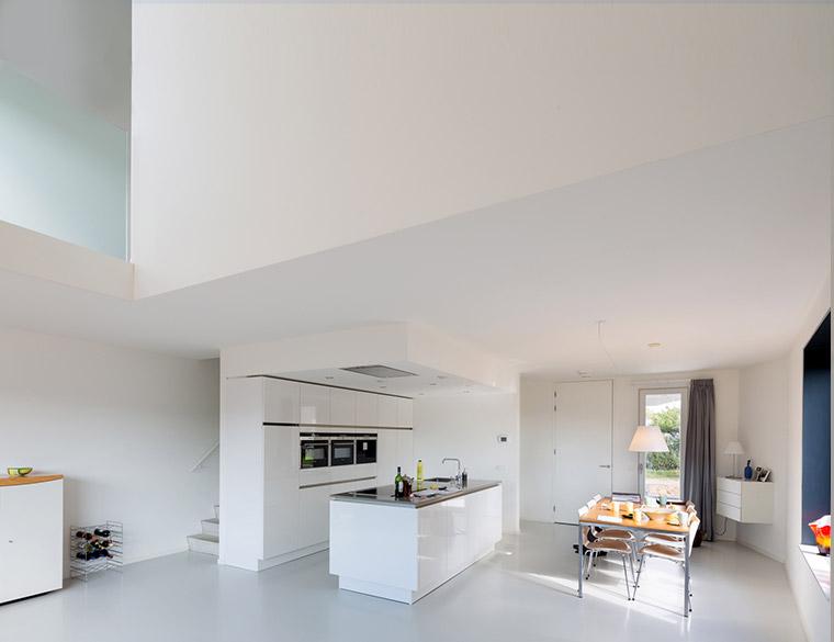 Hofbogen ondernemer: Jager Janssen Architecten, keuken