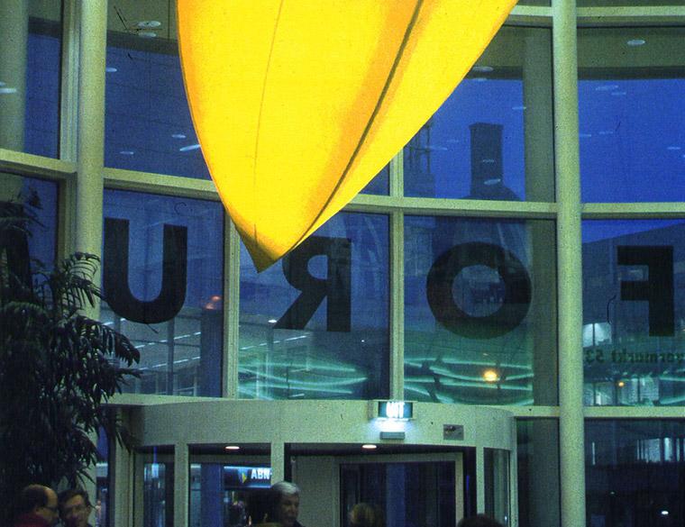 Hofbogen ondernemer: Jasper de Haan Architecten, gelezeppelin