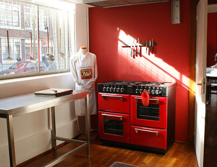 Hofbogen ondernemer: keizer culinair, keuken