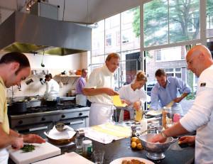 Hofbogen ondernemer: Keizer Culinair, koken