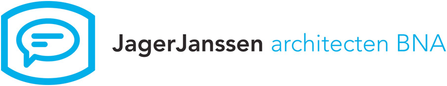 Hofbogen ondernemer: Jager Janssen Architecten, logo