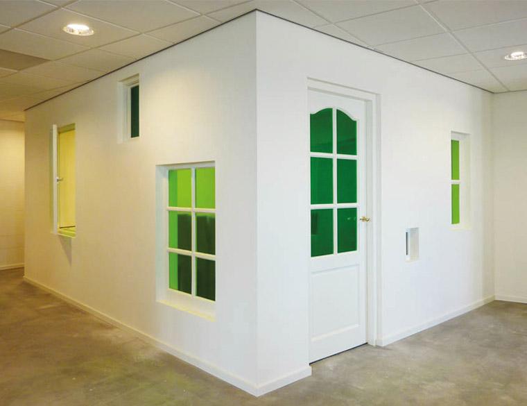Hofbogen ondernemer: robinsmith, interieur