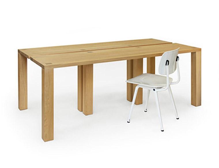 Hofbogen ondernemer: Tafel-design, Bedeaux II, tafel op maat