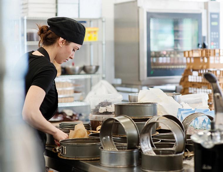Hofbogen ondernemer: Urban Bakery, bakvormen