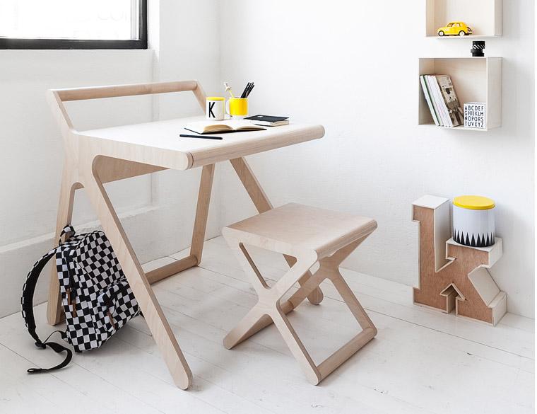 Hofbogen ondernemer: RaFa-Kids, kindermeubels, K desk