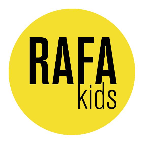 Hofbogen ondernemer: Rafa kids, kindermeubels, logo