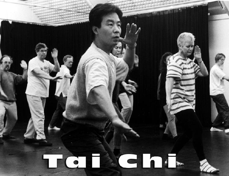 Hofbogen ondernemer: Xia-Quan, Tai Chi lessen