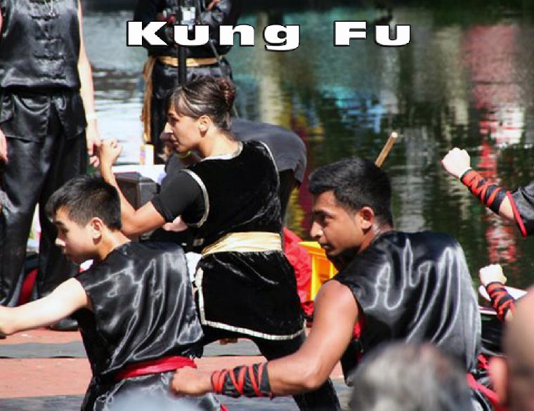 Hofbogen ondernemer: Xia-Quan, kung fu