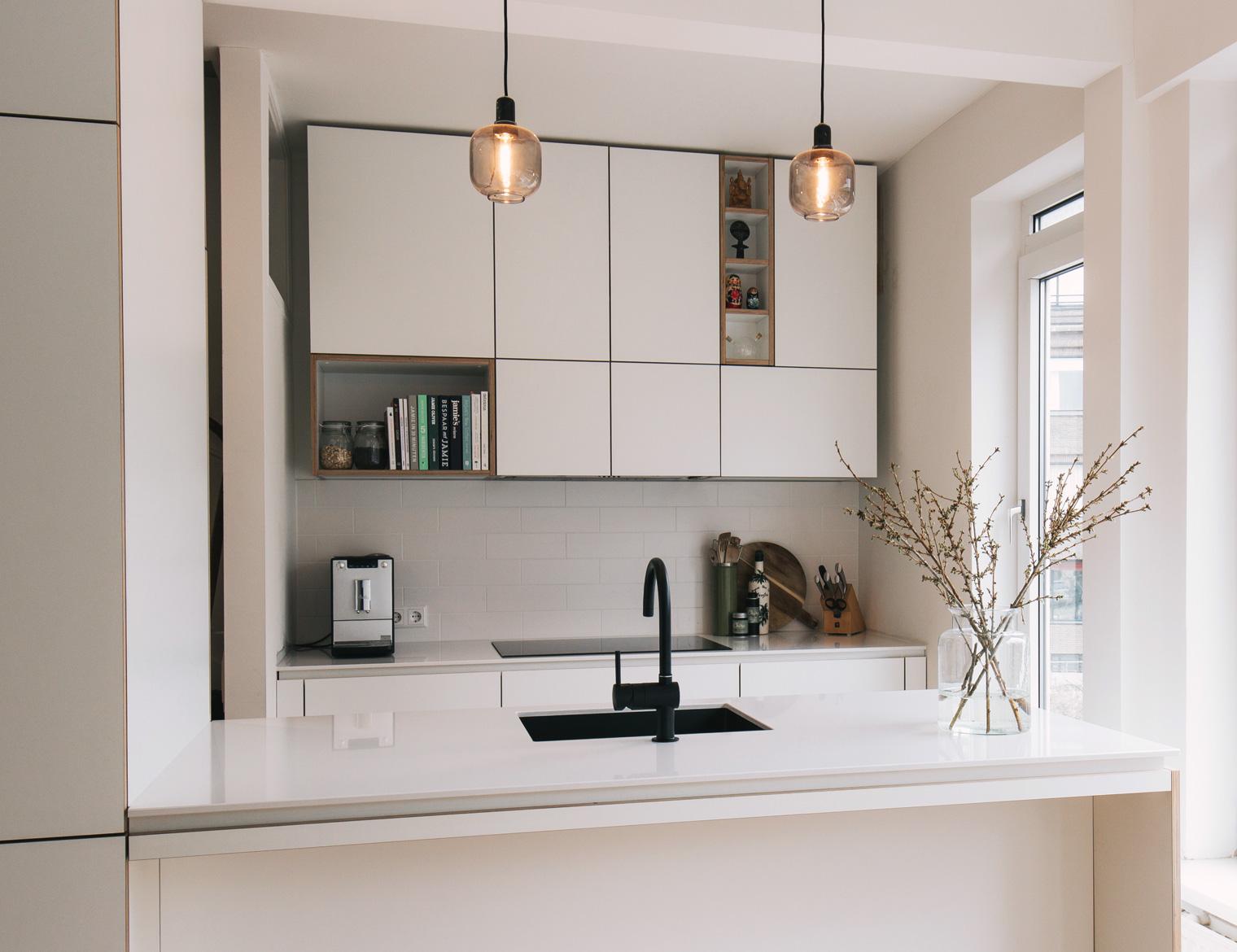 studio Biek - keuken - Rotterdam - interieur architect - Hofbogen