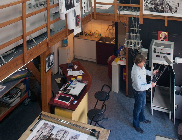 Hofbogen ondernemer: Fotovakprint, studio