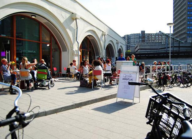 Hofbogen-StationHofplein-ZonnigTerras