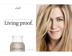 Hofbogen ondernemer: Bookies Hair Supplies - Living Proof