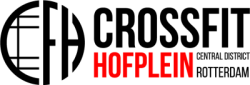 Hofbogen ondernemer: Crossfit Hofplein, logo