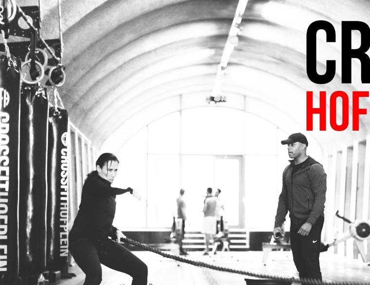 Hofbogen ondernemer: Crossfit Hofplein Rotterdam, Punch