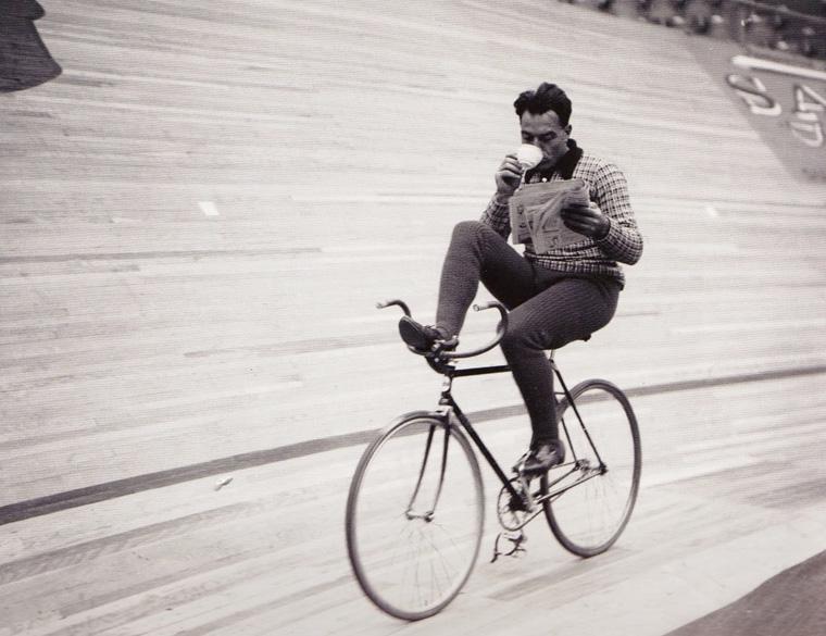Hofbogen ondernemer: Coppi fietsen en koffie