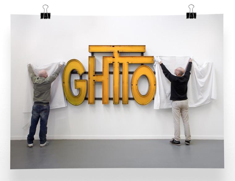 Hofbogen ondernemer: Baschz Leeft, GHtto