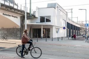 Station Bergweg gerenoveerd
