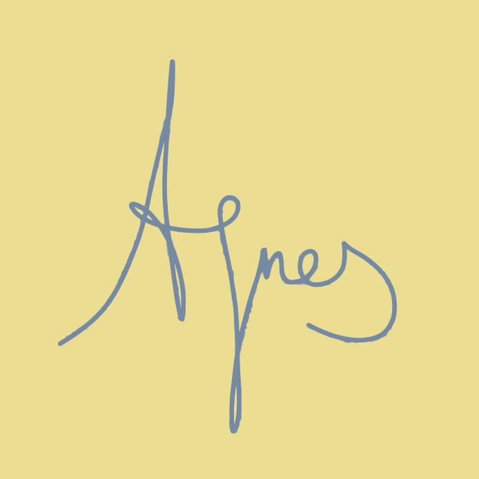 Hofbogen ondernemer: Atelier Agnes Westerduin, logo