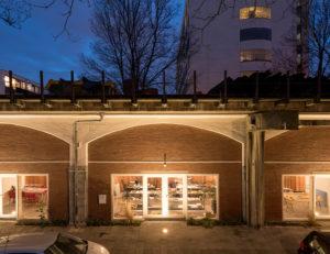 Hofbogen ondernemer: Jager Janssen Architecten, office