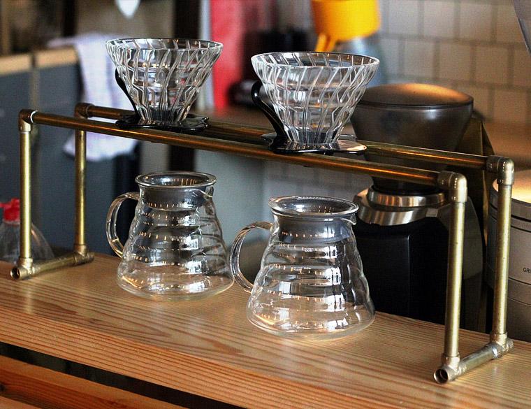 Hofbogen ondernemer: Lokaal - 1e klas koffie, impressie