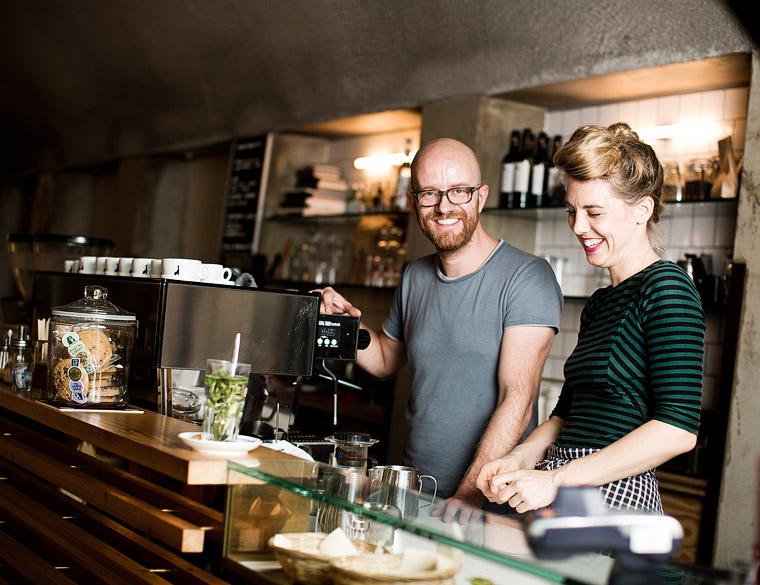 Hofbogen ondernemer: Lokaal - Espresso