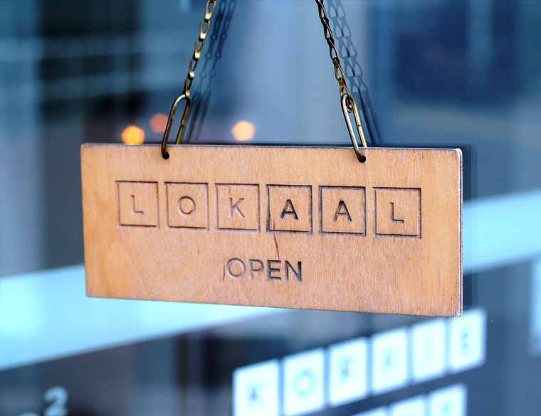 Hofbogen ondernemer: Lokaal, entree