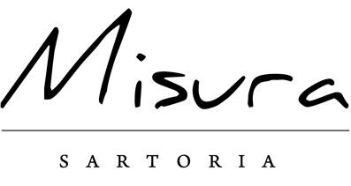 Hofbogen ondernemer: Misura Sartoria, Logo