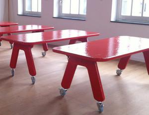 Hofbogen ondernemer: Tafel-design, tafel op maat, picknick on wheels