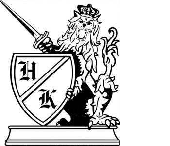 Hofbogen ondernemer: Hillknives, messenslijper, logo