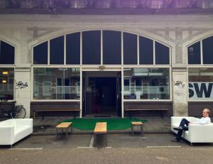 Hofbogen ondernemer: Jager Janssen Architecten, werkruimte