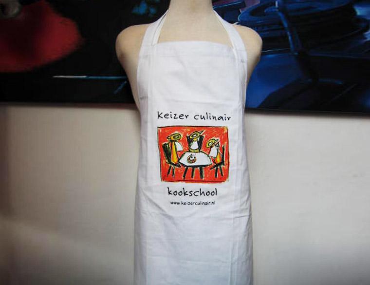 Hofbogen ondernemer: Keizer Culinair, kookschort