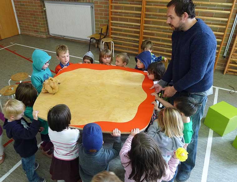 Hofbogen ondernemer: Tutti timbri, houten speelgoed, samen spelen