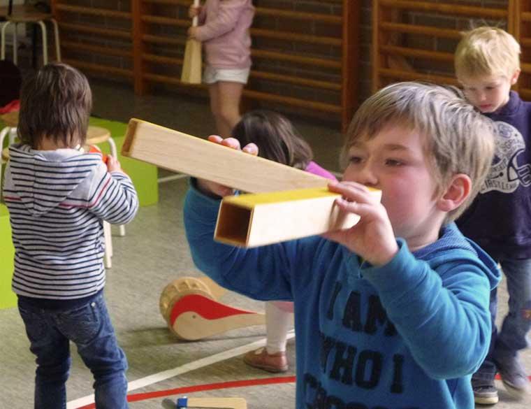 Hofbogen ondernemer: Tutti timbri, houten speelgoed, spelen
