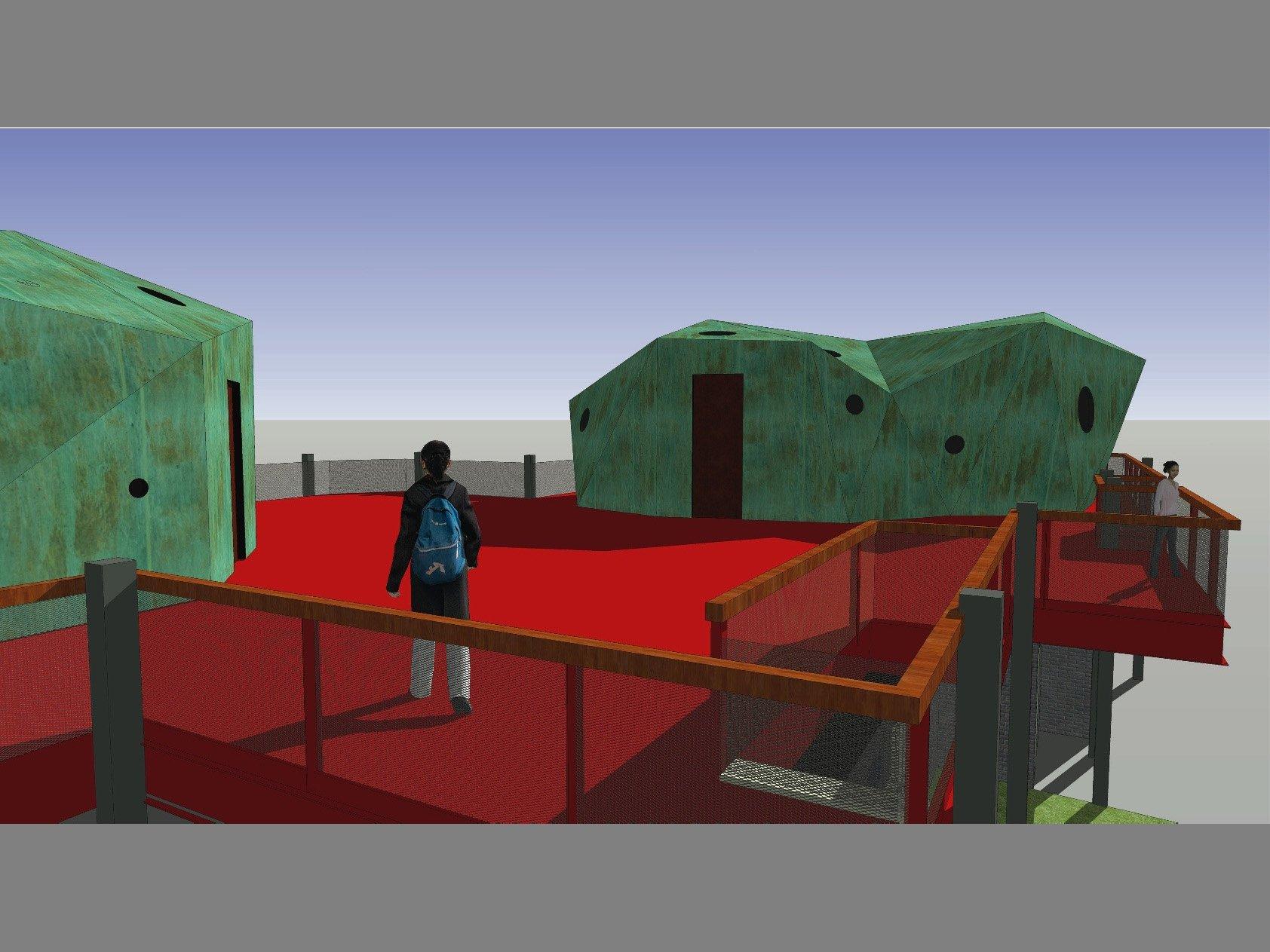 Hofbogen ondernemer: Jasper De Haan Architecten, werk01