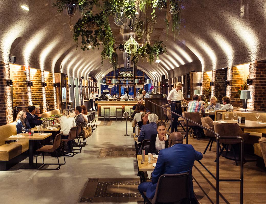Opporto visrestaurant seafood and grill - Hofbogen