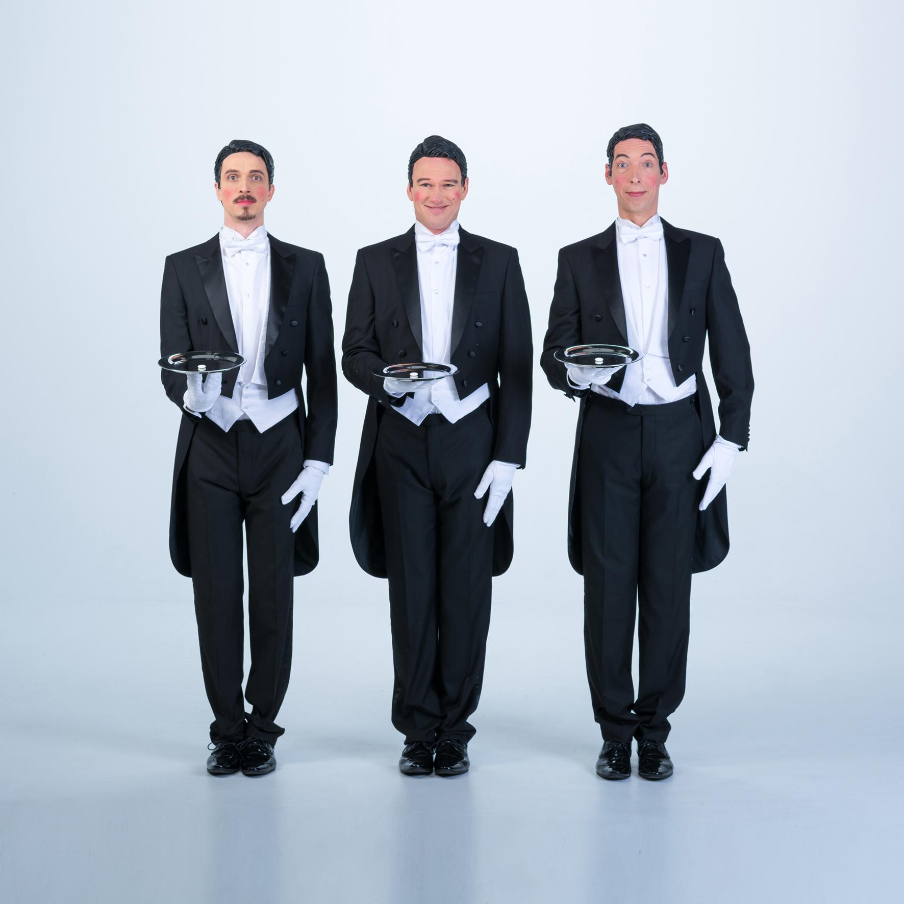 Hofbogen ondernemer: PaSSar Performing Arts, Butlers Beyond 1a
