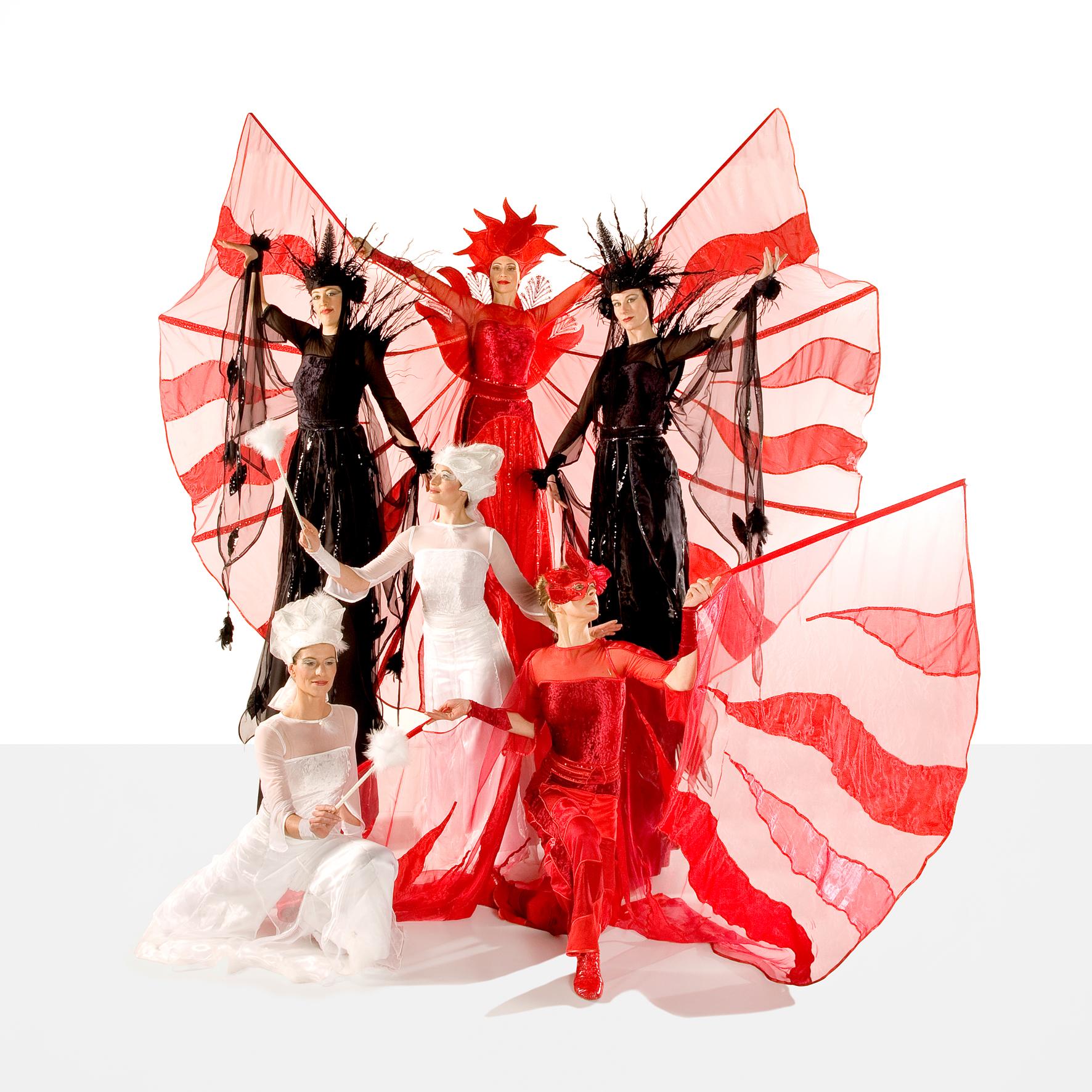 Hofbogen ondernemer: PaSSar Performing Arts, rwol radiant wings of light