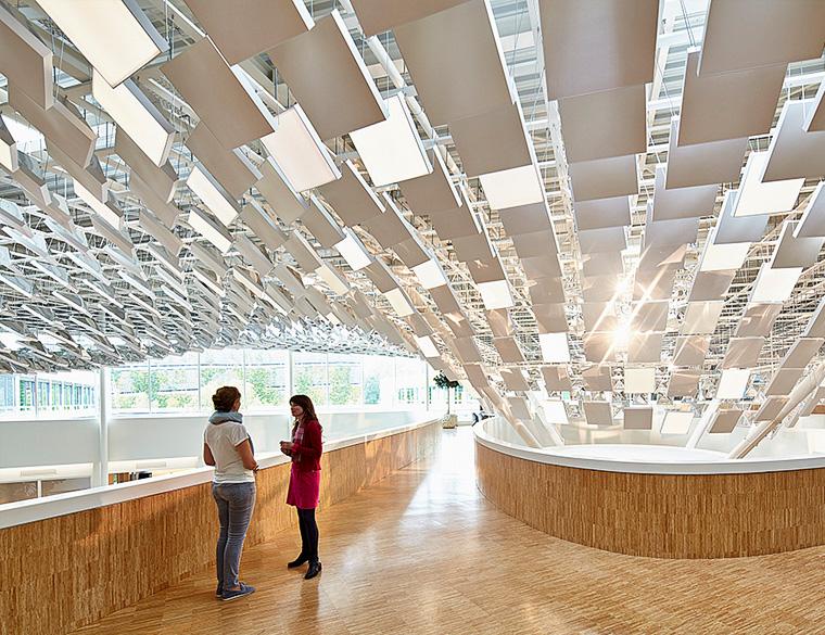 Hofbogen-beersnielsen-lichtontwerpers-ondernemer - atrium philips