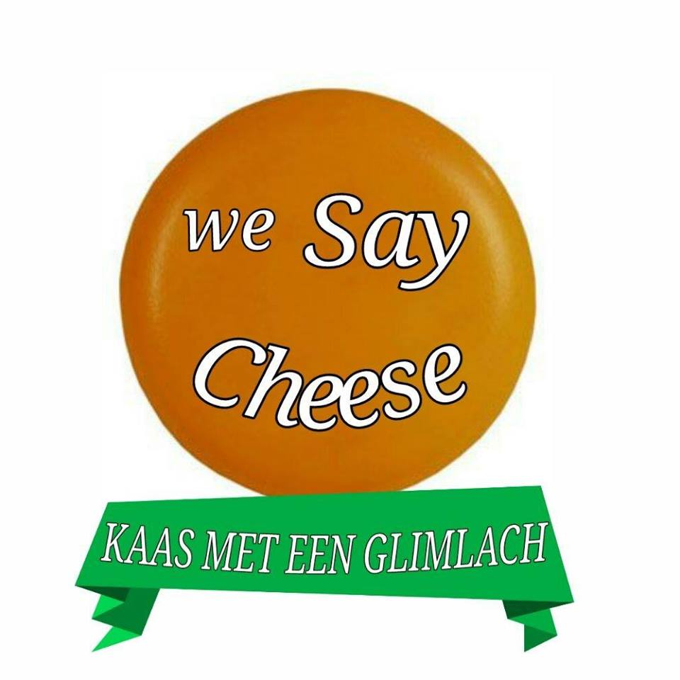 Logo - We Say Chees Hofbogen Rotterdam