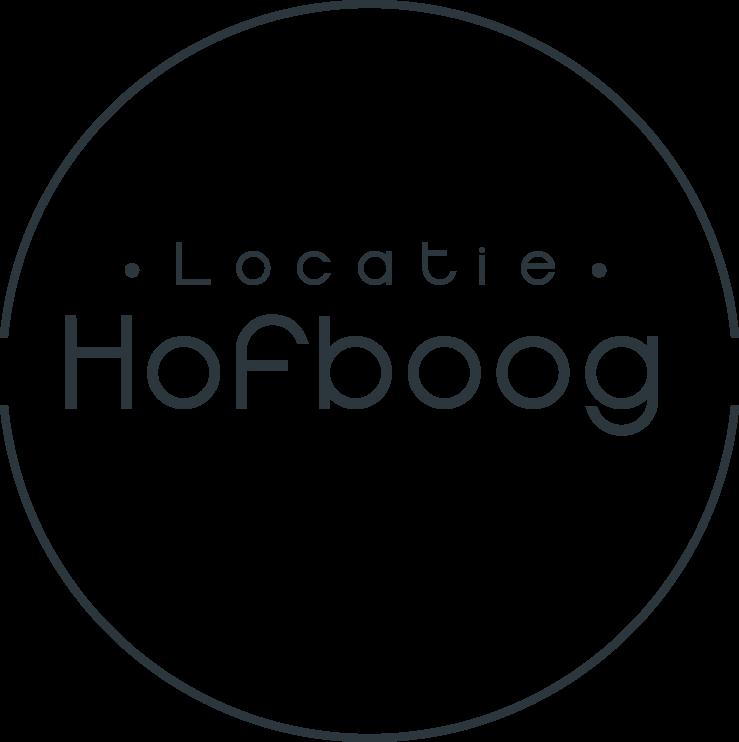 Logo - Locatie Hofboog